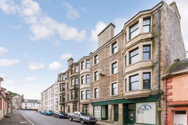 Thumbnail Flat for sale in Bishop Street, Rothesay, Isle Of Bute, .