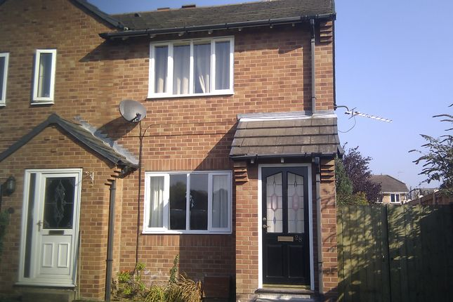 Thumbnail End terrace house to rent in Southmoor Lane, Armthorpe
