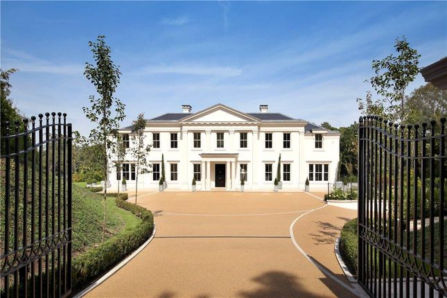 Thumbnail Detached house for sale in East Drive, Wentworth, Virginia Water, Surrey
