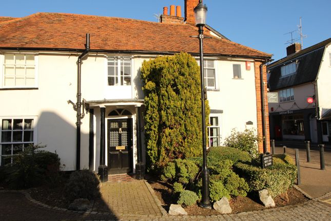 Thumbnail Flat to rent in High Street, Wewlyn, Hertfordshire