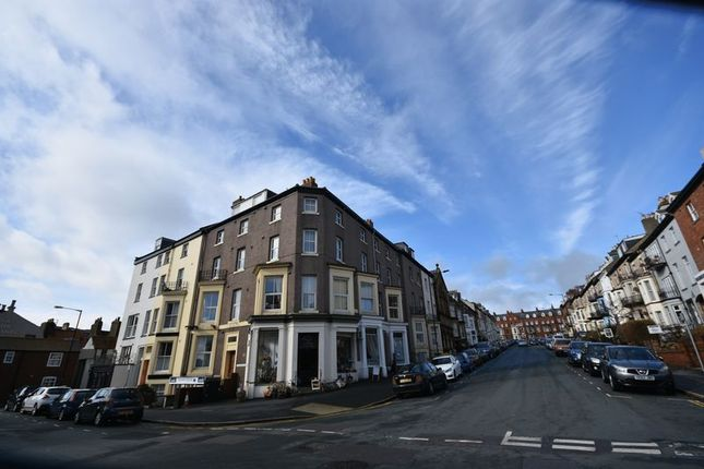 Thumbnail Flat to rent in Mulgrave Place, Whitby