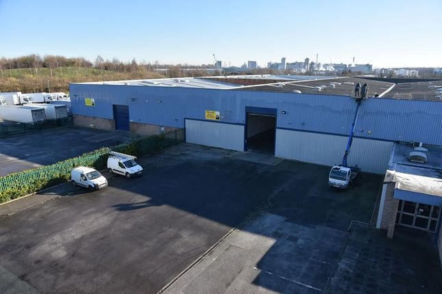 Thumbnail Light industrial to let in Unit D1, Midway, Northbank Industrial Estate, Manchester, Greater Manchester