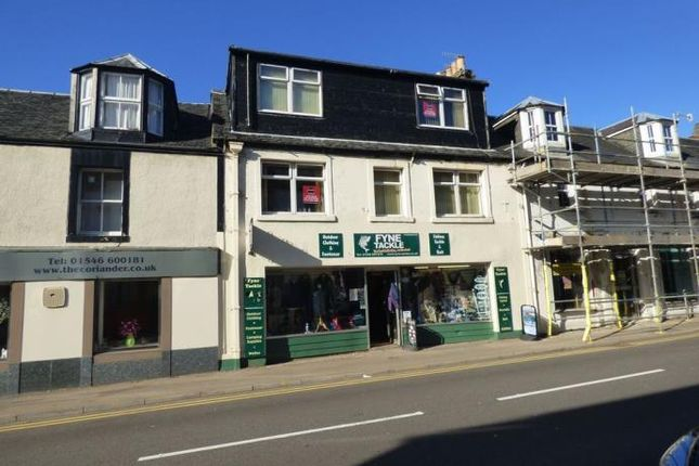 3 bed maisonette to rent in Argyll Street, Lochgilphead PA31