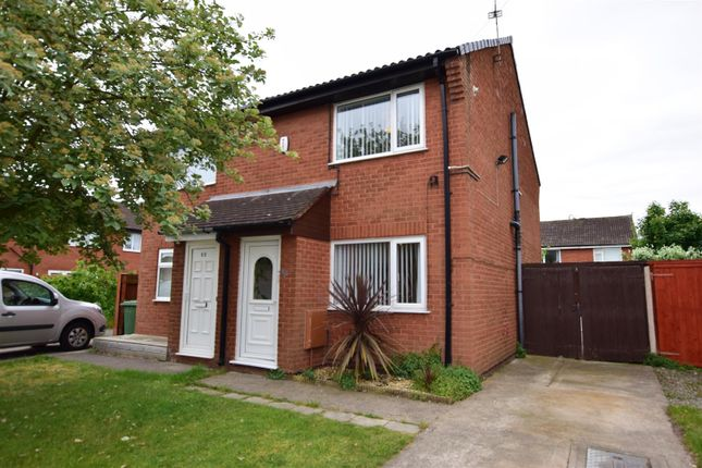 Thumbnail Semi-detached house to rent in Molyneux Drive, New Brighton, Wallasey