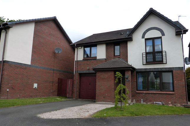 4 bed detached house for sale in Doonfoot Gardens, West Mains, East Kilbride