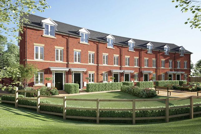 """3 bed terraced house for sale in """"The Bentley Crescent"""" at Sparkmill Lane, Beverley HU17"""