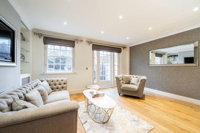 Thumbnail Flat to rent in Marston Close, London