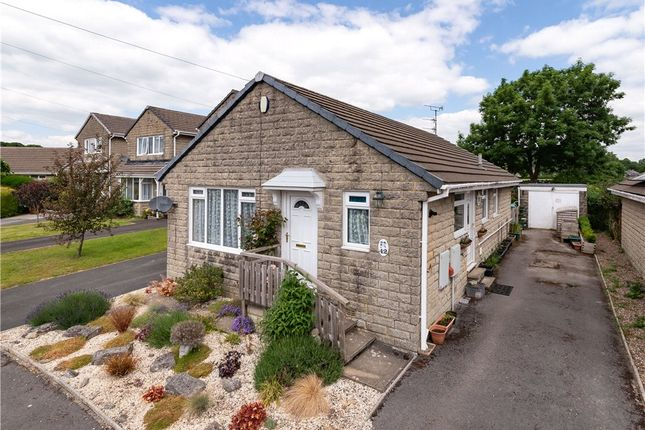 Thumbnail Bungalow for sale in Sandholme Close, Giggleswick, Settle, North Yorkshire