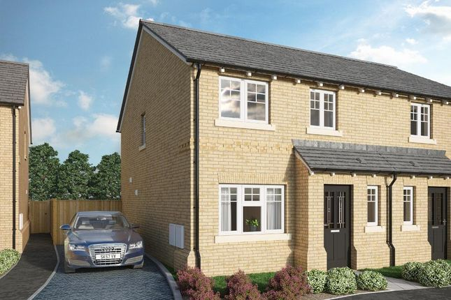 Thumbnail Semi-detached house for sale in St.Williams Gate, Pilling, Garstang, Lancashire