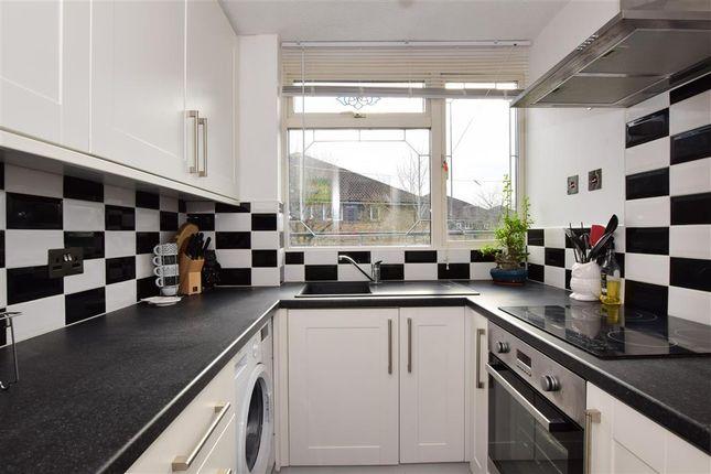 Thumbnail Flat for sale in Woodstock Crescent, Laindon, Basildon, Essex