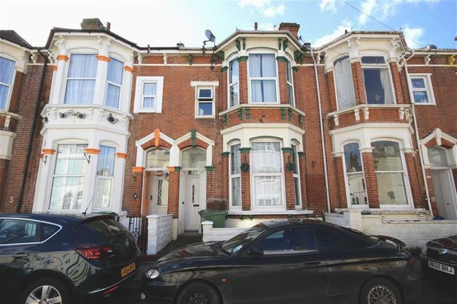 Thumbnail Terraced house to rent in Beach Road, Portsmouth, Hampshire