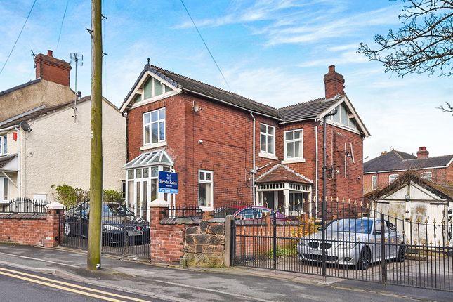 Thumbnail Detached house for sale in High Lane, Burslem, Stoke-On-Trent