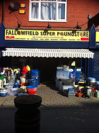 Retail premises to let in Platt Lane Fallowfield, Manchester