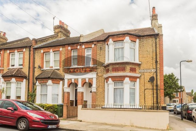 Thumbnail End terrace house to rent in Bebbington Road, Plumstead