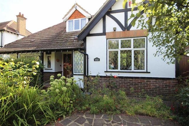 Thumbnail Detached bungalow for sale in Lancaster Road, Goring-By-Sea, Worthing, West Sussex