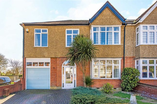5 bed semi-detached house for sale in Woodlands Road, Isleworth