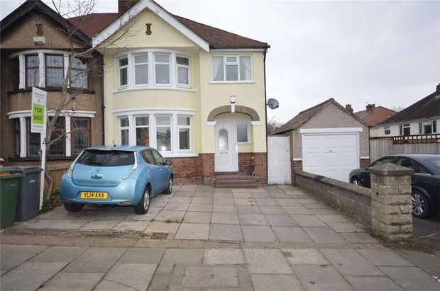 Thumbnail Semi-detached house for sale in Regents Way, Bebington, Wirral