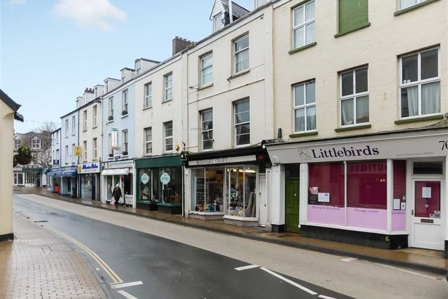 Thumbnail Property for sale in The Lanes, High Street, Ilfracombe