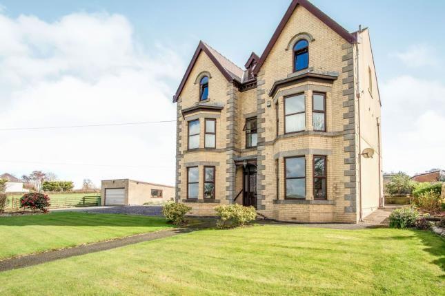 Thumbnail Detached house for sale in Ffordd Bangor, Caernarfon, Gwynedd