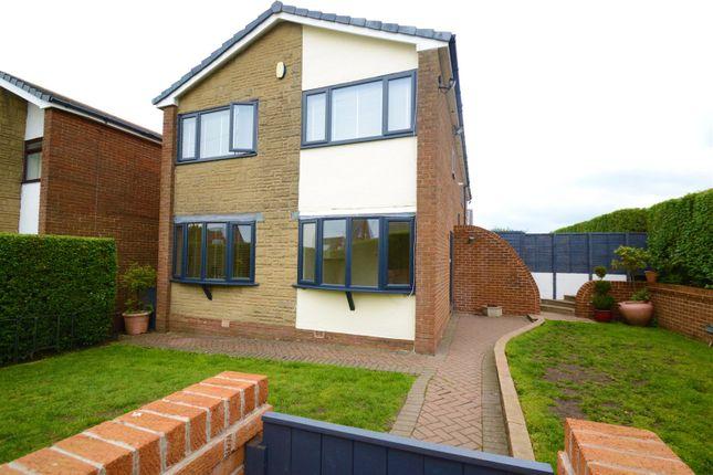 Thumbnail 5 bed detached house for sale in Hawthorn Avenue, Oswaldtwistle, Accrington, Lancashire