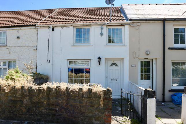 Thumbnail Terraced house for sale in Tramroadside North, Merthyr Tydfil