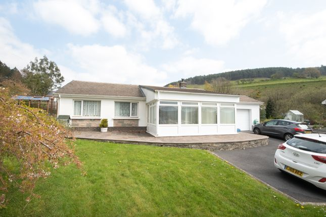 Thumbnail Detached bungalow for sale in Llanafan, Aberystwyth
