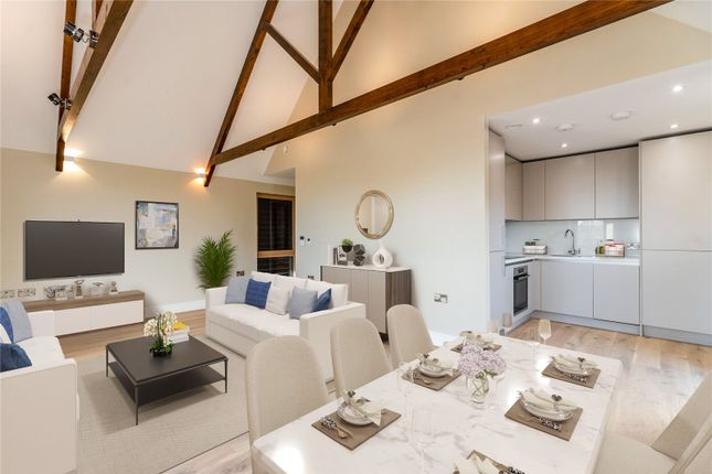 Thumbnail Flat for sale in Apartment 9 Gardiner Place, Market Place, Henley-On-Thames, Oxfordshire
