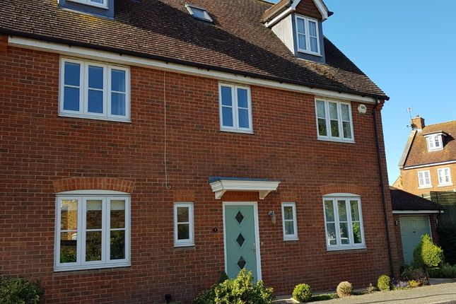 Thumbnail Detached house to rent in 6 Bed Detached House, Rooks View, Bobbing, Sittingbourne
