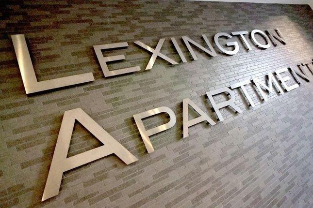 Thumbnail Flat to rent in Lexington Apartment, Railway Terrace, Slough