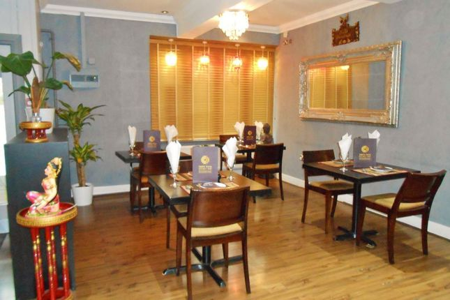Thumbnail Restaurant/cafe to let in Park Street, Treforest, Pontypridd