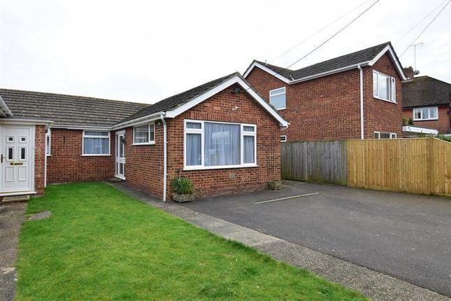 2 bed semi-detached bungalow for sale in New Road, Headcorn, Ashford, Kent TN27