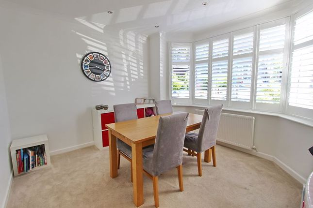 Dining Room of Harlech Avenue, Whitefield, Manchester M45