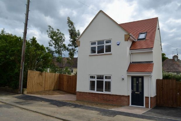 Thumbnail Detached house for sale in Kenmuir Crescent, Kingsley, Northampton