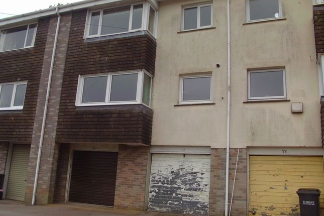 Thumbnail Flat to rent in Ocean View Crescent, Brixham