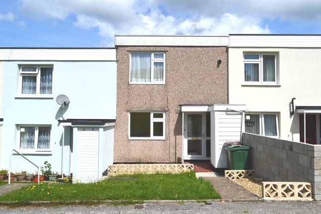 Thumbnail Terraced house to rent in Lamerton Close, Plymouth