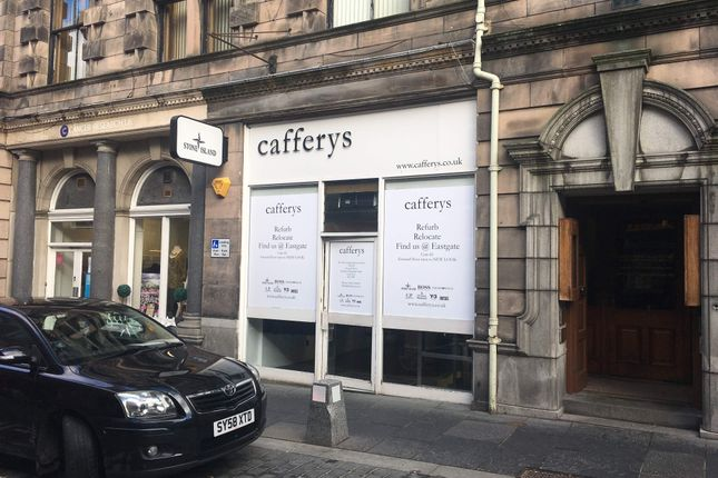 Thumbnail Retail premises to let in 3 Drummond Street, Inverness