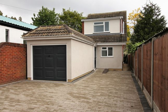 Thumbnail Detached house for sale in Barnard Road, Leigh-On-Sea