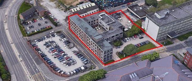 Thumbnail Land for sale in Hanley Police Station, Bethesda Street, Hanley, Stoke-On-Trent, Staffordshire