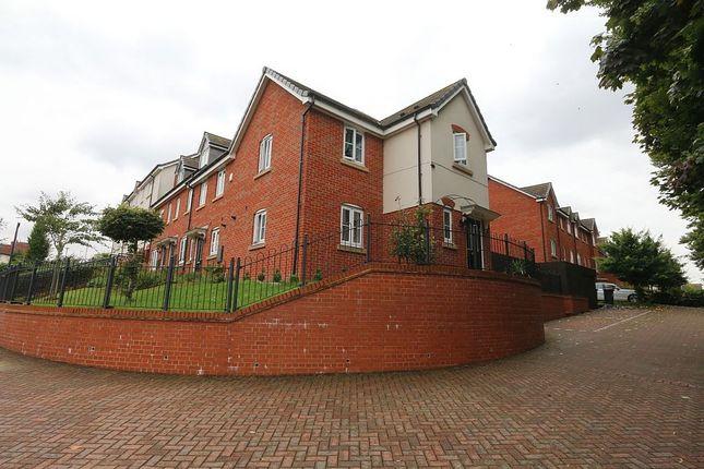Thumbnail End terrace house for sale in Lake View Court, Erdington, Birmingham, West Midlands