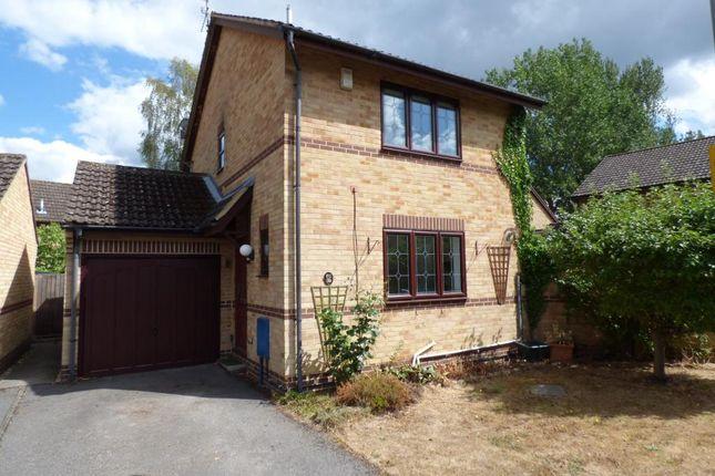Thumbnail Detached house for sale in Newton Road, Farnborough
