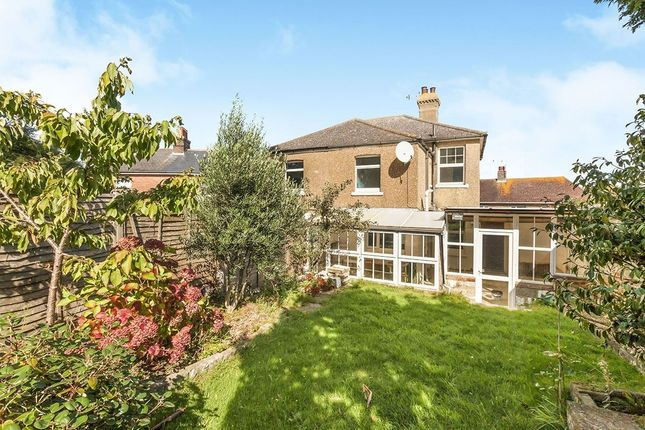 Thumbnail Semi-detached house for sale in Barrack Road, Bexhill-On-Sea
