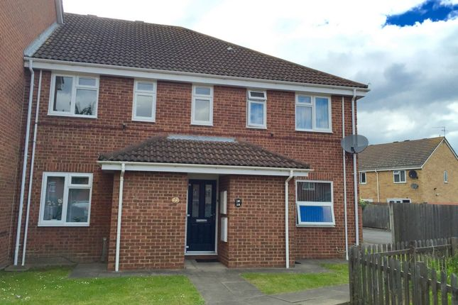 Thumbnail Flat for sale in Burdetts Road, Dagenham
