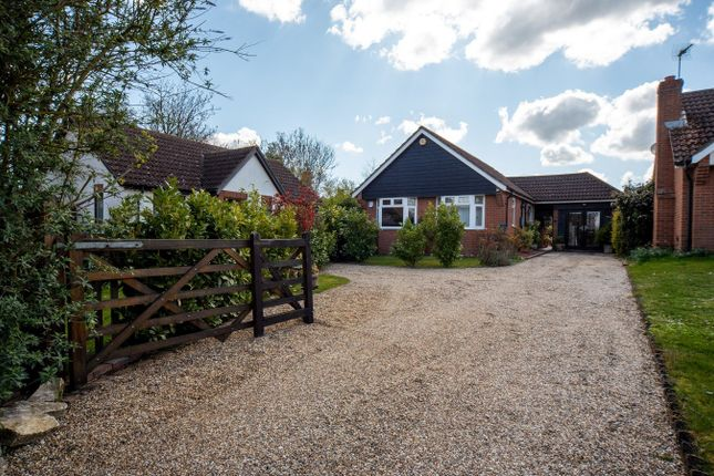2 bed detached bungalow for sale in Jubilee Close, Laxfield, Woodbridge IP13