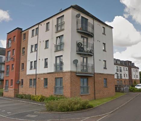 Thumbnail Flat to rent in Kaims Terrace, Livingston