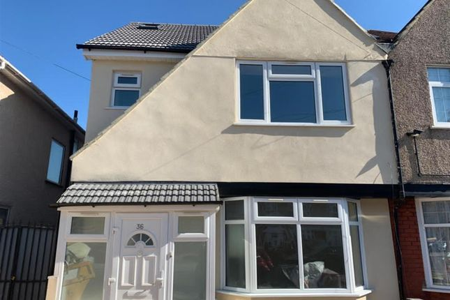 Thumbnail Terraced house to rent in Milford Road, Southall