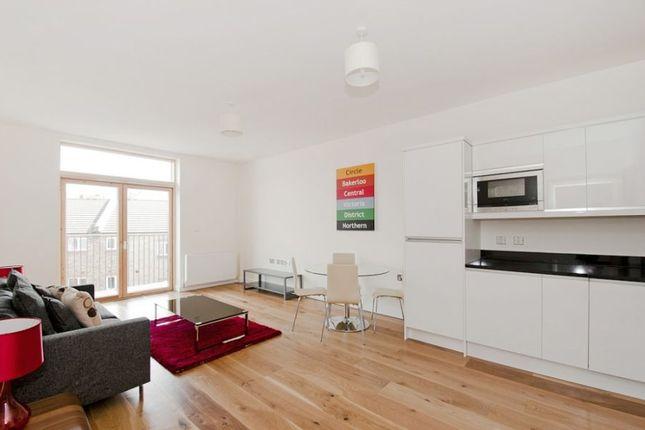 Thumbnail Flat to rent in Kingsgate Place, London