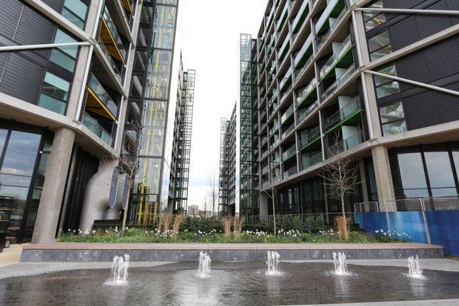 Thumbnail Flat for sale in Riverlight Quay, Nine Elms