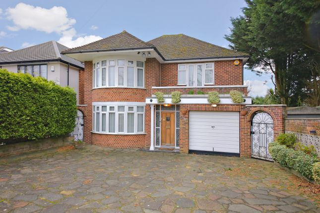 Thumbnail Detached house for sale in Merrivale, Southgate