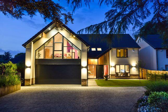 Thumbnail Detached house for sale in Regina Crescent, Ravenshead, Nottingham