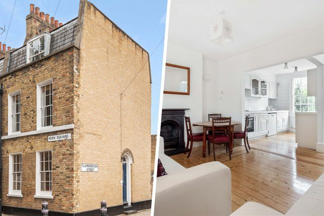4 bed property for sale in York Square, Limehouse, London E14